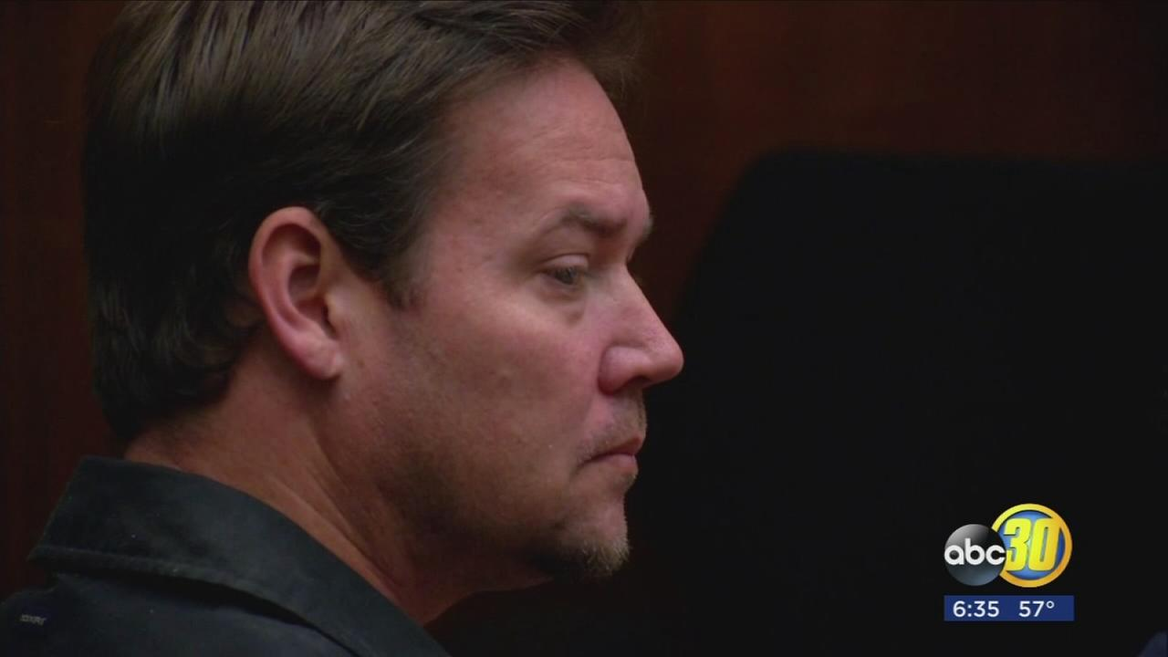 Former Orosi High School teacher Jason Whited must register as a sex offender