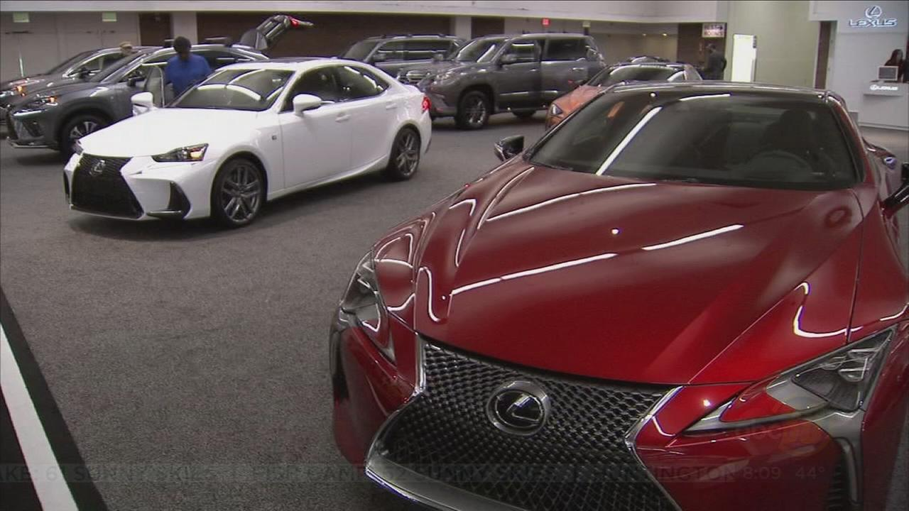 Visit the Central California Auto Show in Downtown Fresno