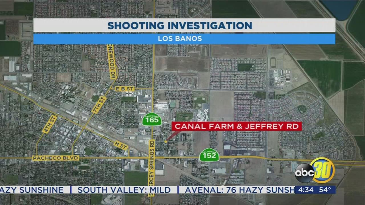 Shooting leaves woman in critical condition in Los Banos, police search for suspects