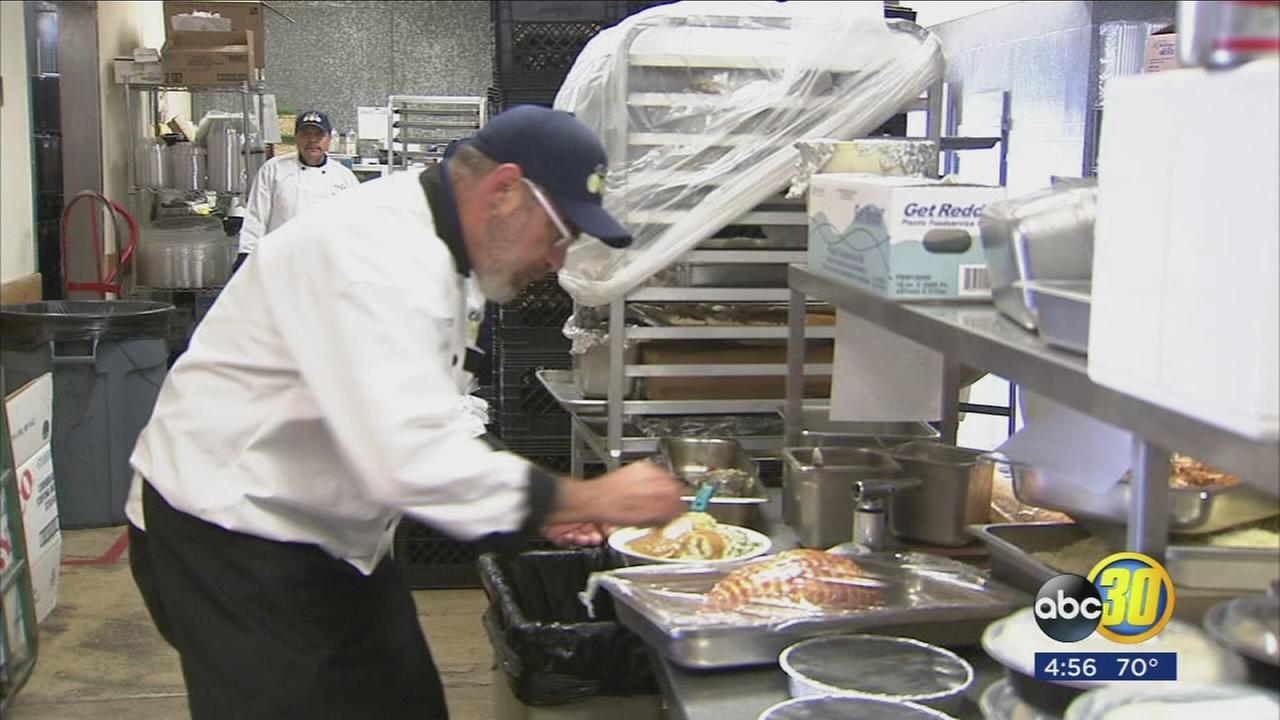 Fresno County agency is providing Thanksgiving meals to those in need