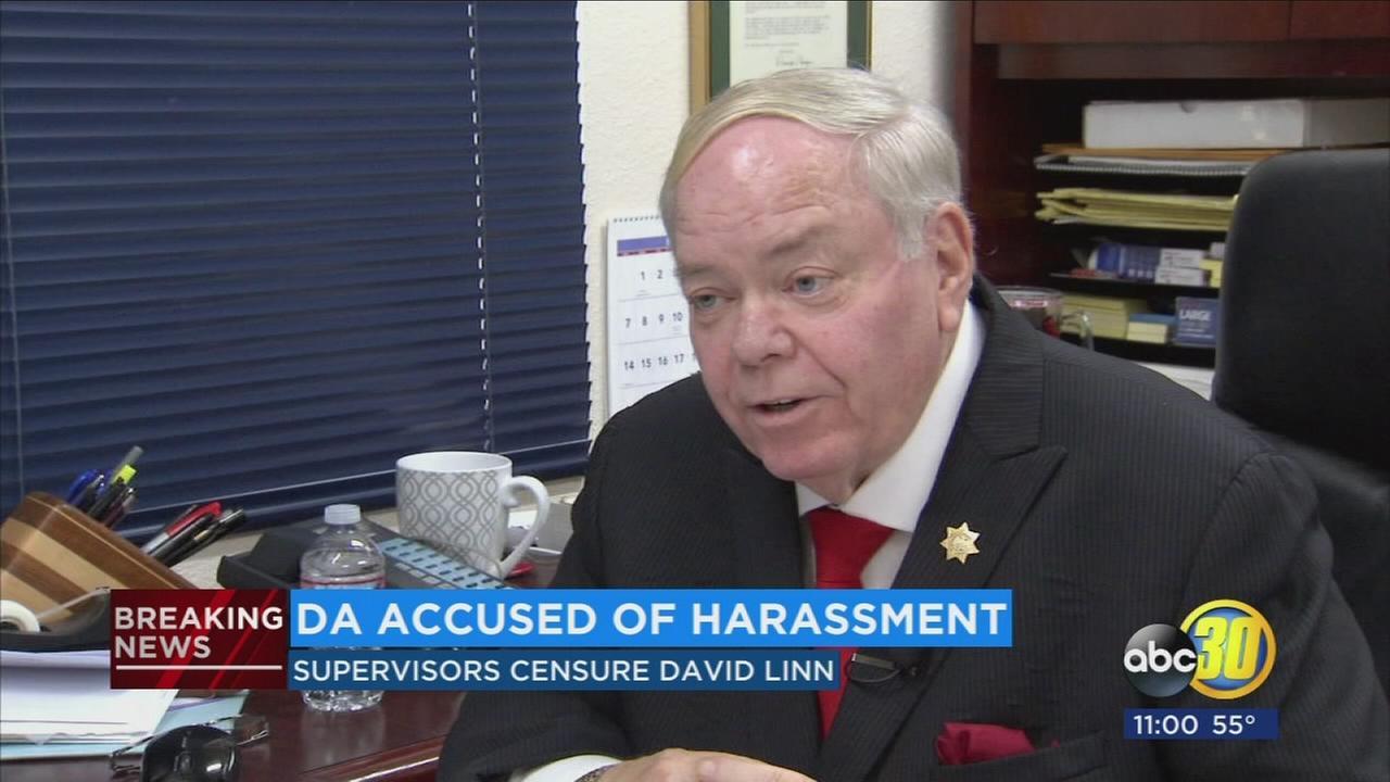 Madera Co Supervisors censure DA David Linn, call for resignation