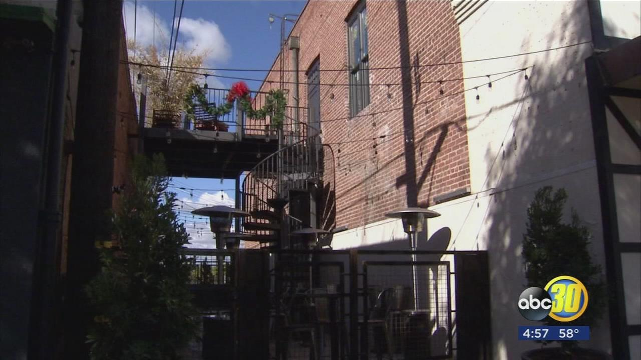 Revitalization of Downtown Kingsburg is underway