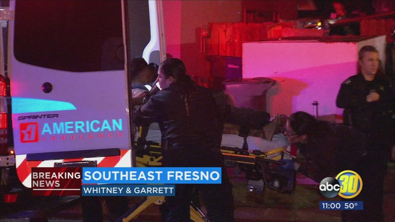 76-year-old man who was pulled from house fire in Southeast Fresno dies