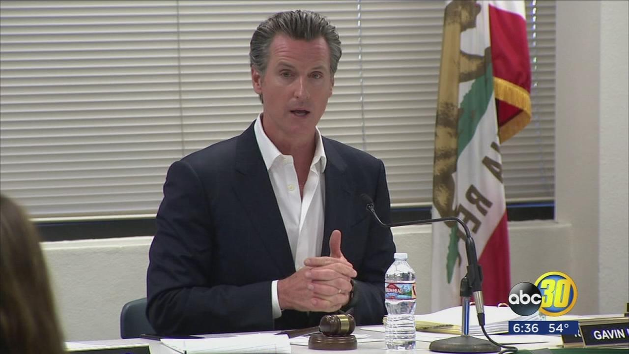 CA State Lands commission