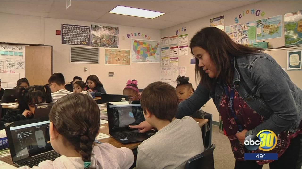 New Fresno program is getting kids to school on the weekend