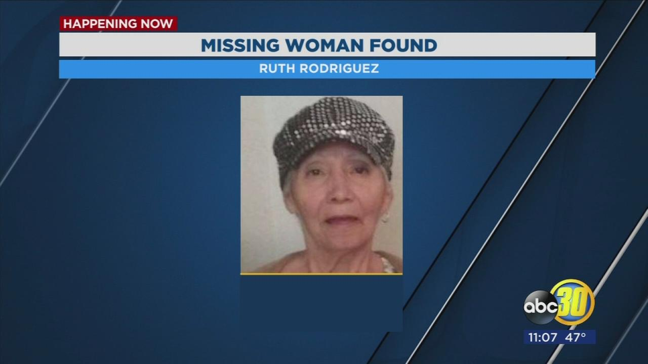 Fresno Police say missing 68-year-old woman found alive