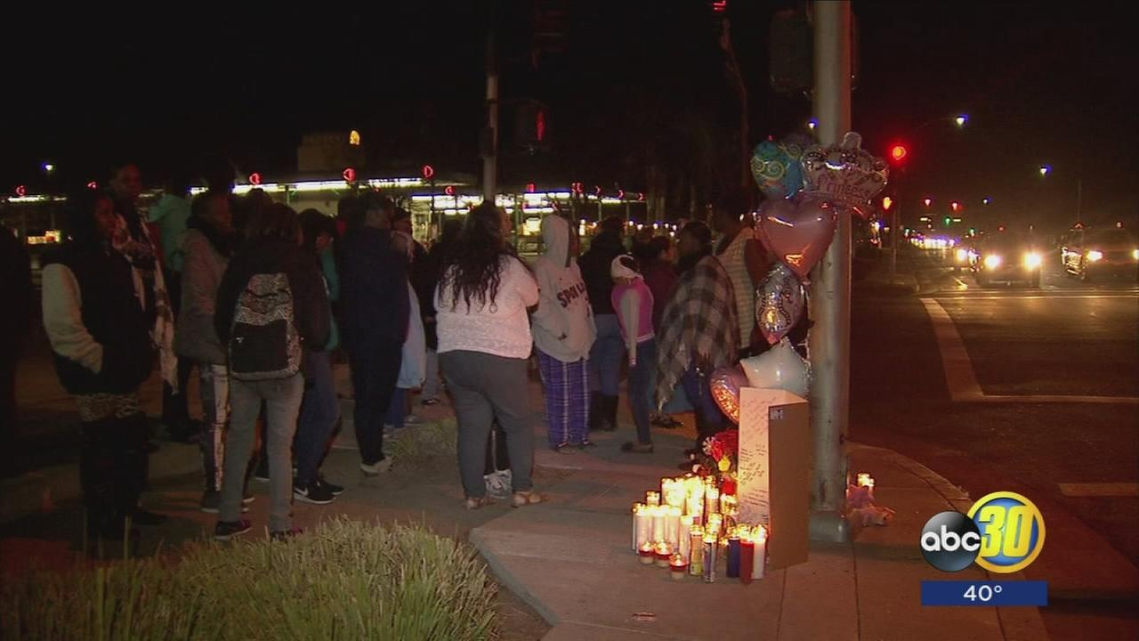 3-year-old girl now dead after Merced hit and run, police say