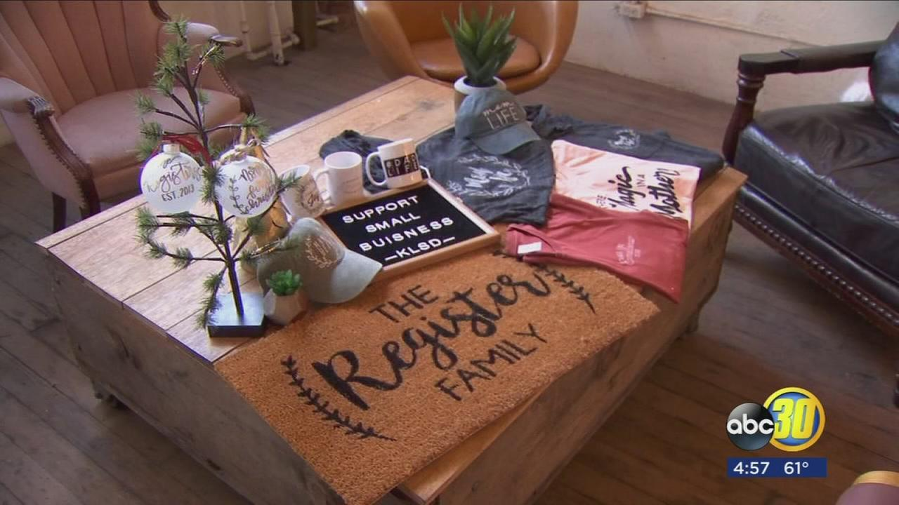 Local businesses and non-profits are reminding people to buy local this holiday season