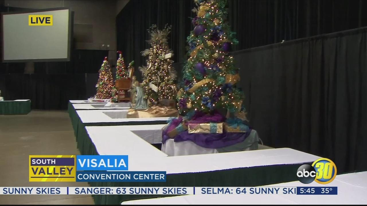 Visalia Christmas Tree Auction: A Tradition of Giving with a Re-Imagined Look