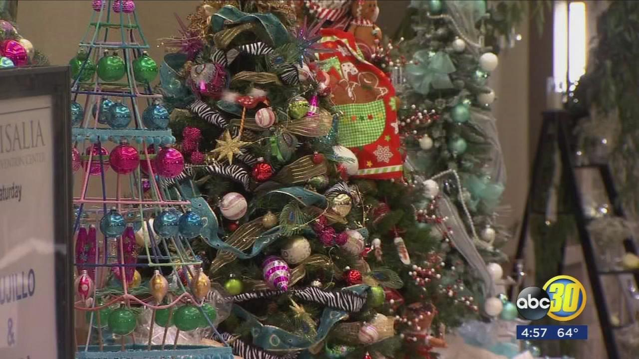 Visalias 37th Annual Christmas Tree Auction benefits local non profits