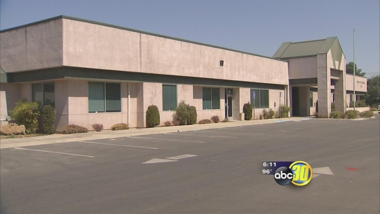 State parole office in Fresno to be demolished for high-speed rail
