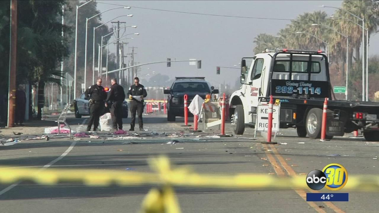 Fresno couple killed after suspected DUI driver crashes into them in Southeast Fresno