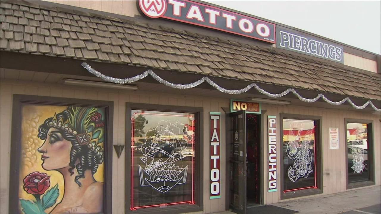 Local tattoo parlor hosts Toys for Tats event to help those in need