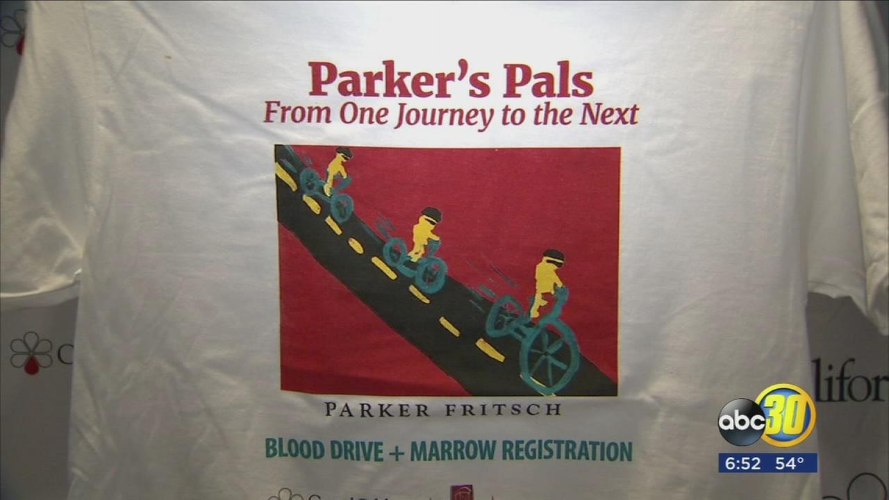 Parkers Pal final blood drive held in Fresno