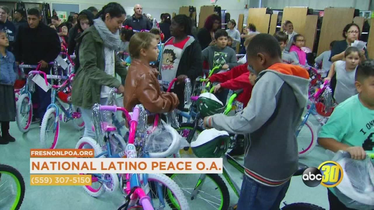 LATINO LIFE: Peace Officers Give Back to Community