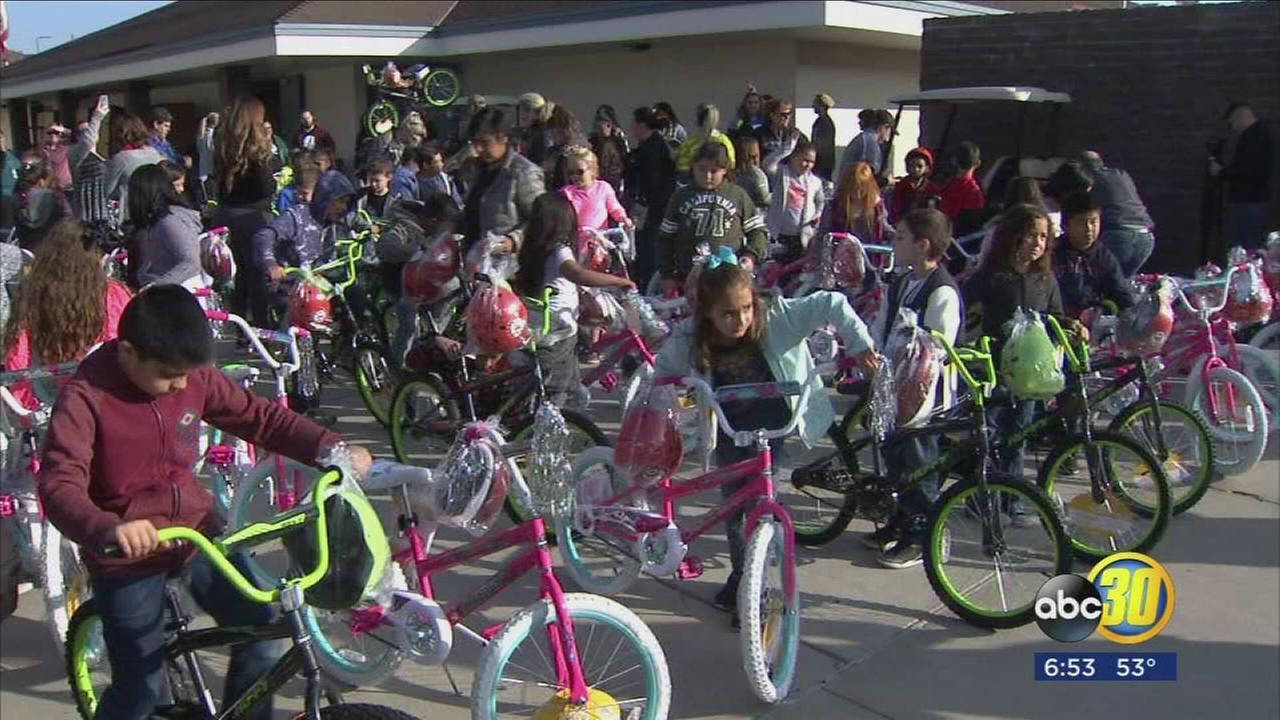 Miramonte Bike Donation