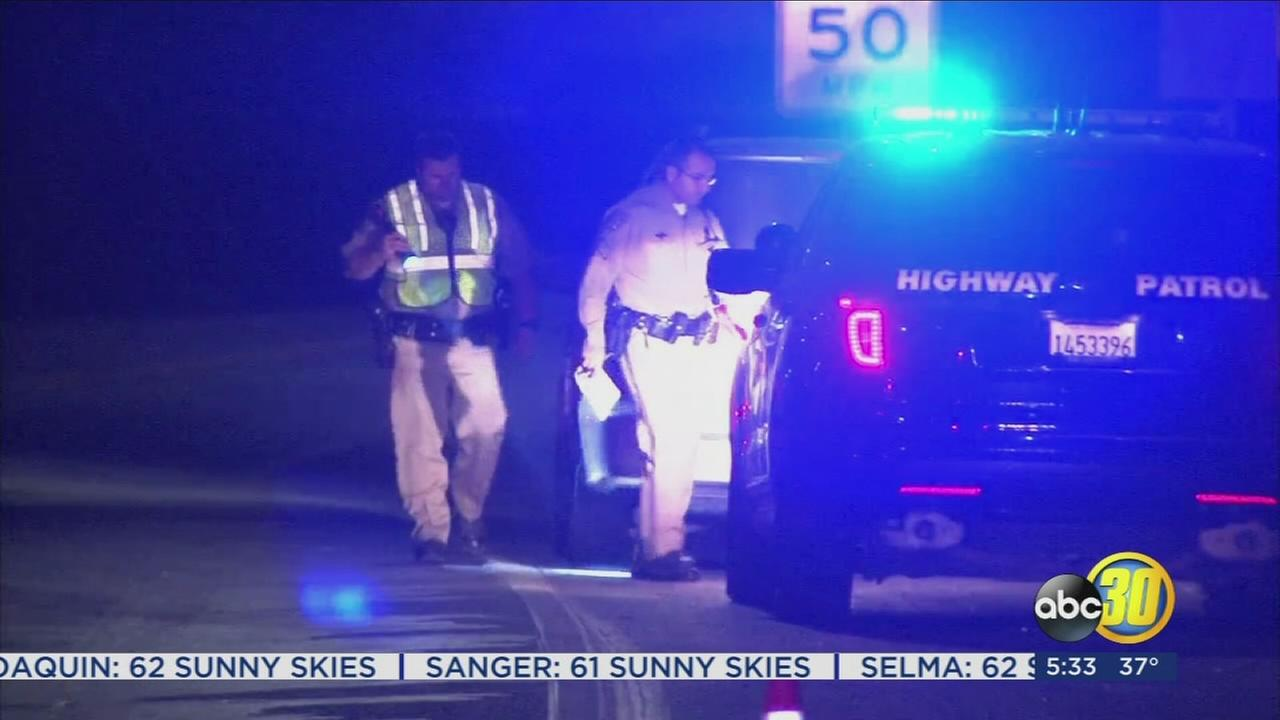 CHP investigates shooting along Highway 99 northbound near 180