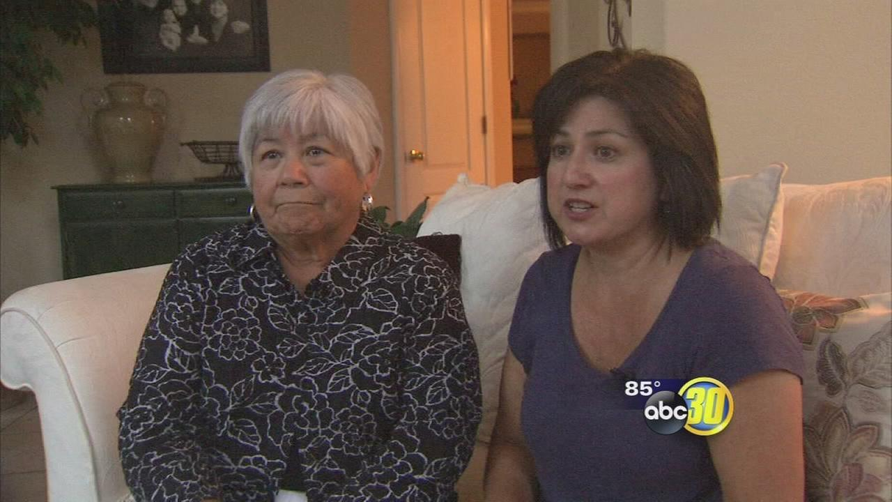 Clovis mom, daughter describe South Napa Earthquake