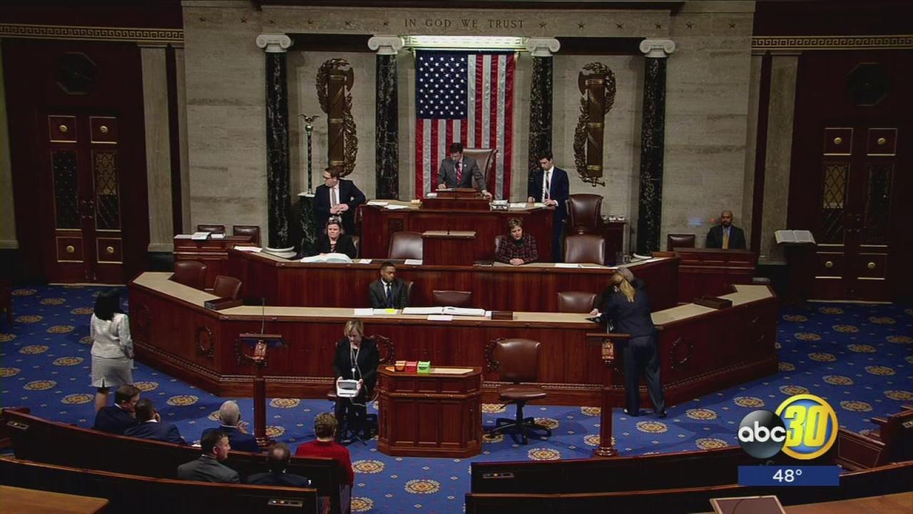 Senate votes along party lines, passes $1.5 trillion tax bill, House to have final vote