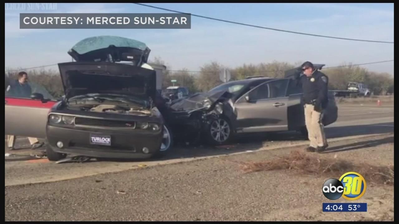 Hilmar man and unborn child killed in car collision
