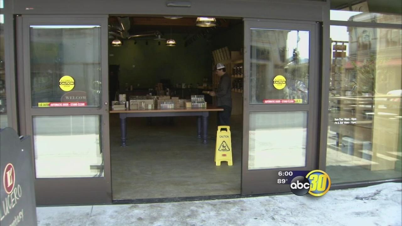 Napa businesses begin to reopen after earthquake
