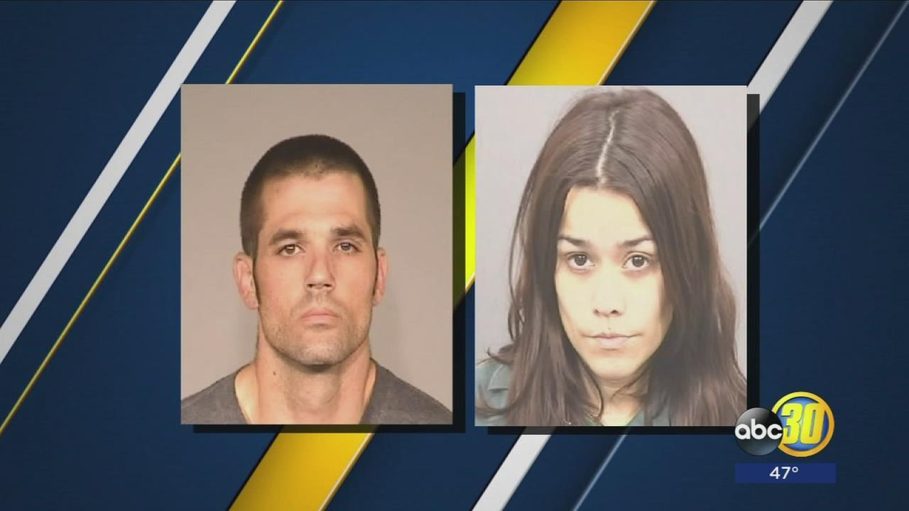 Two burglars arrested after breaking into Northwest Fresno business