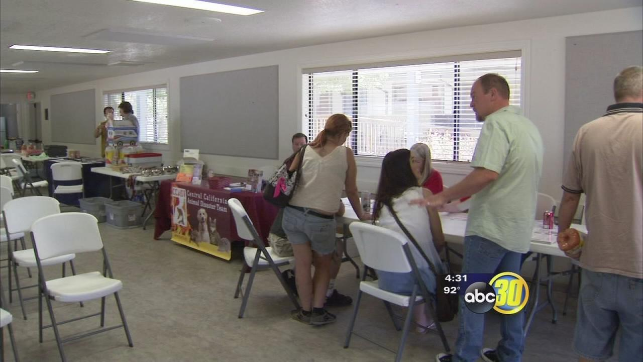 Red Cross assists 8 families affected by Junction Fire