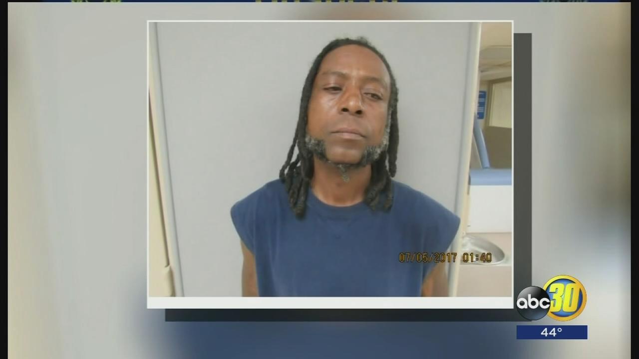 murder susoect in custody