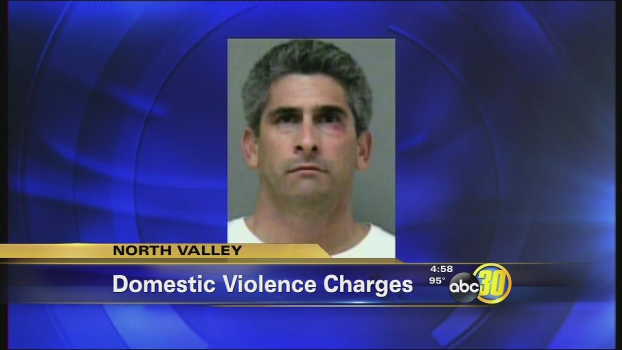 Madera teacher in jail on domestic violence charge