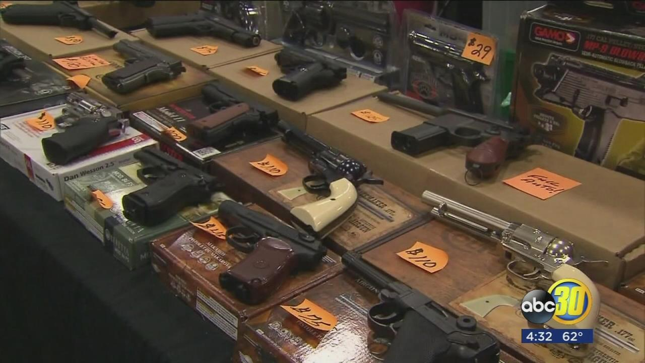 A new year will mean new restrictions for gun owners in California