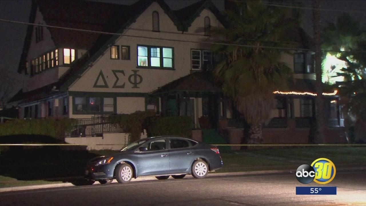 Fresno State fraternity under investigation after police say student ended up at hospital dead