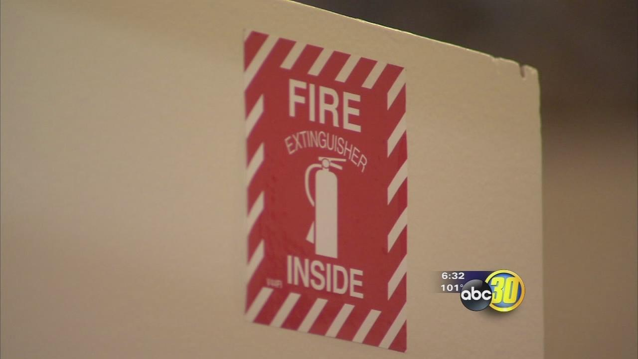 Fresno City Council votes for businesses to do their own fire inspections
