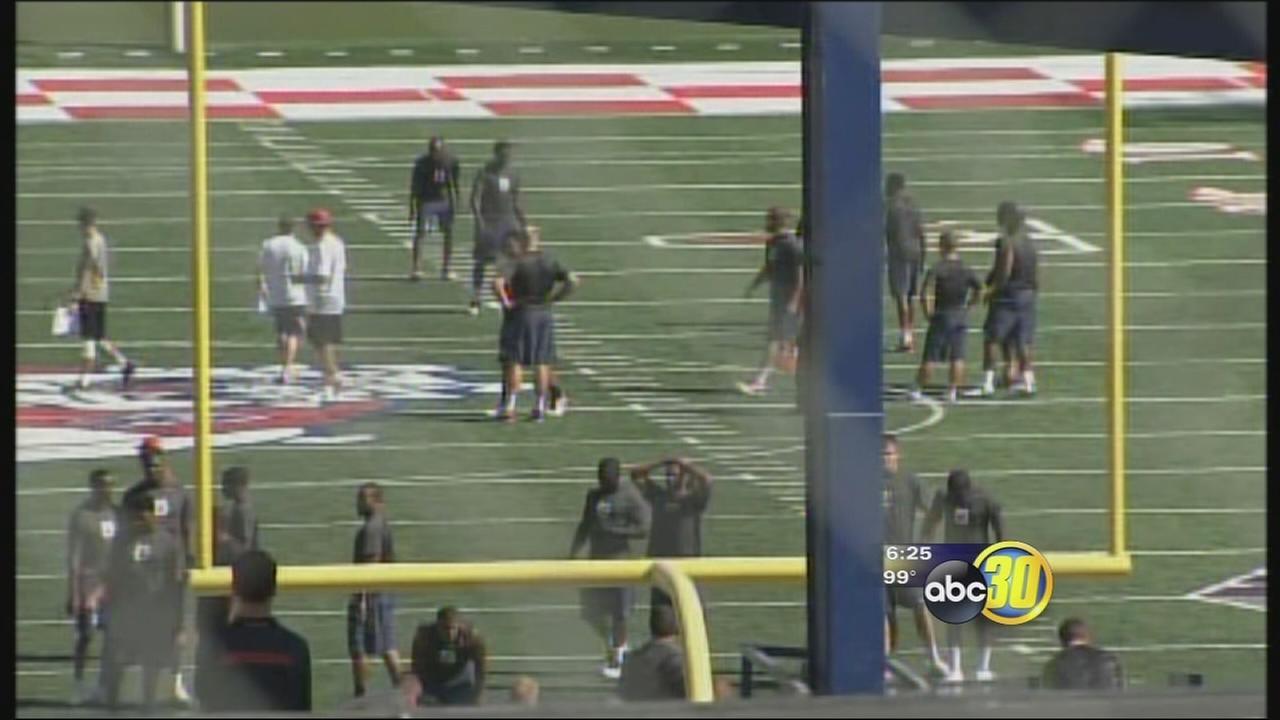 Bulldogs gear up for season opener against USC