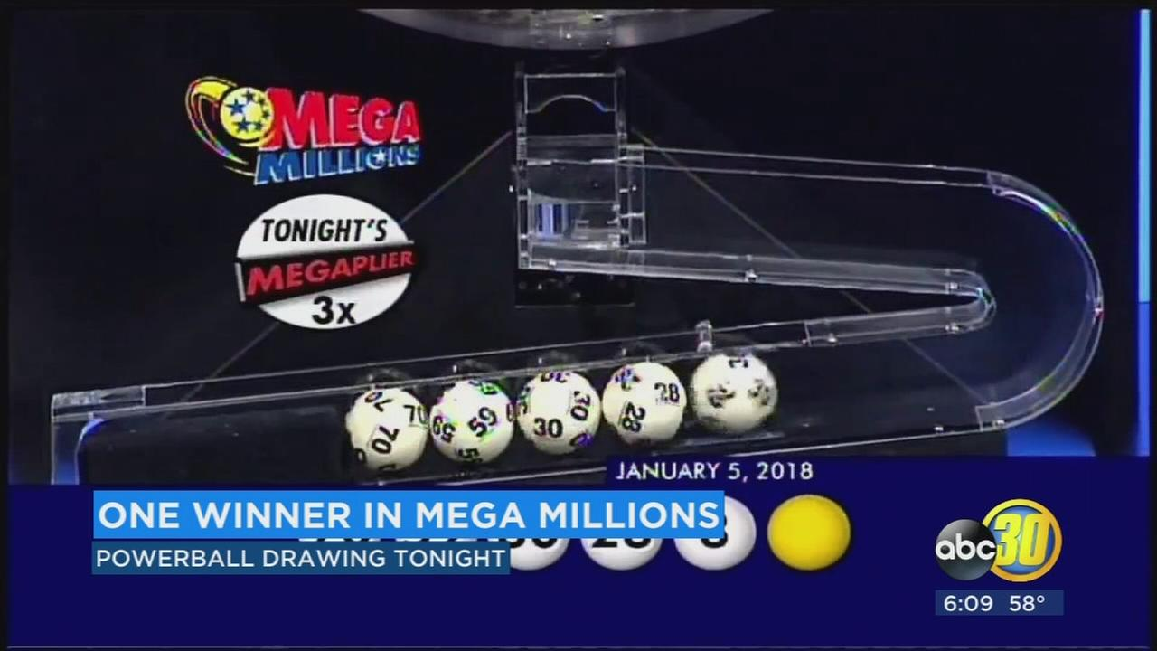 $450 million Mega Millions winning ticket sold in Florida