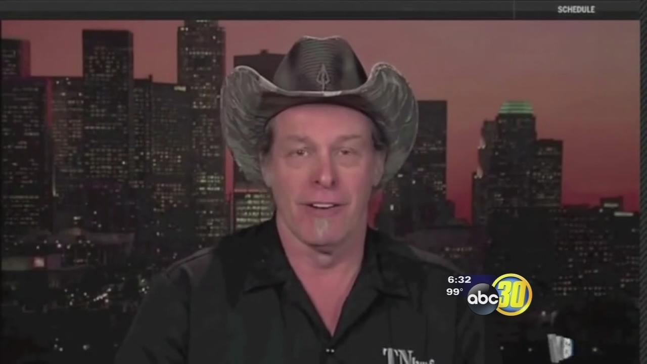 State employee fired after Ted Nugent letter of recommendation