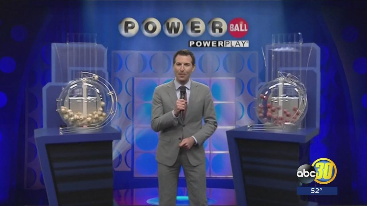 Powerball winning numbers drawn for $570M jackpot on Saturday