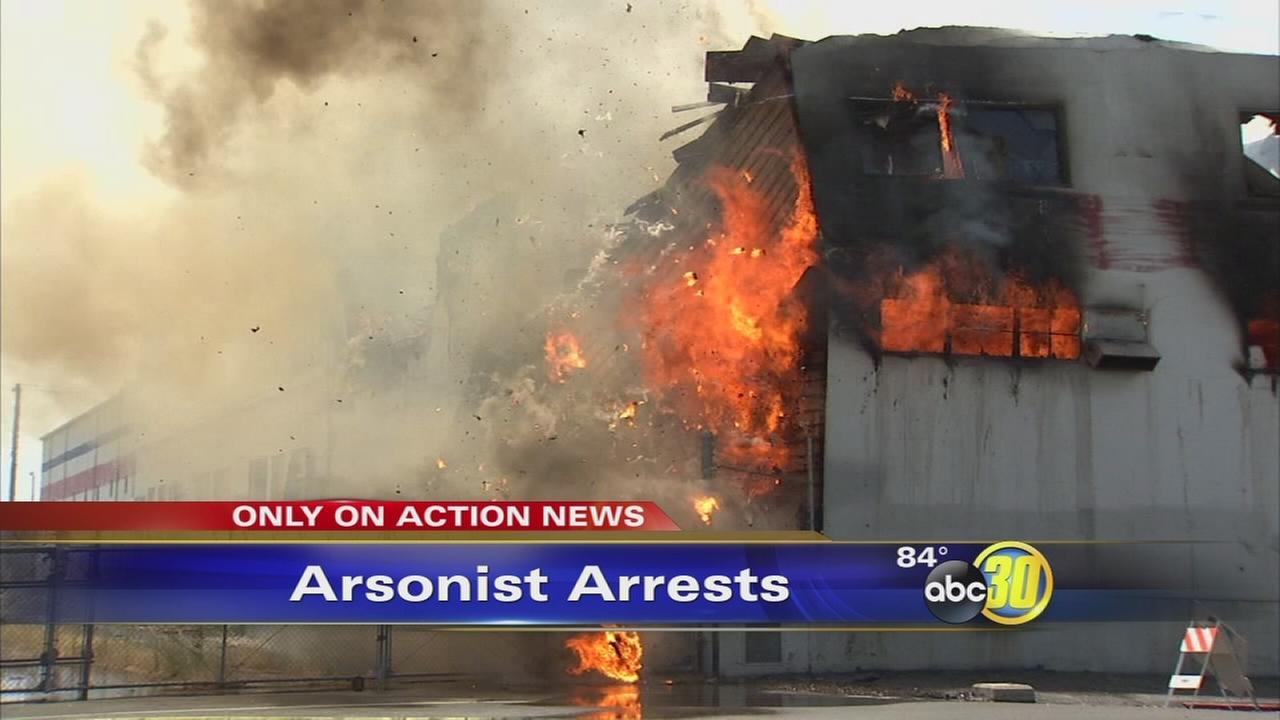 Arson Arrests
