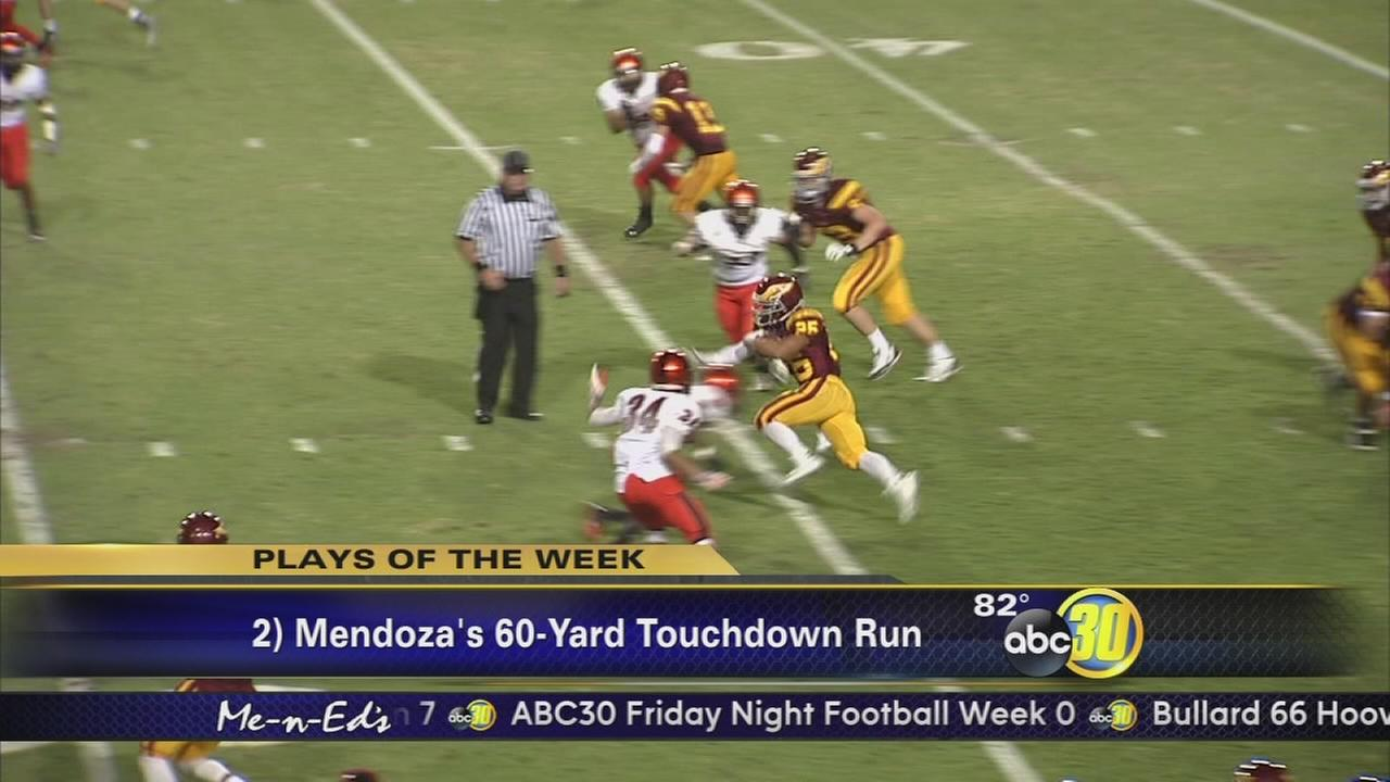 Week 0 Play of the Weeks