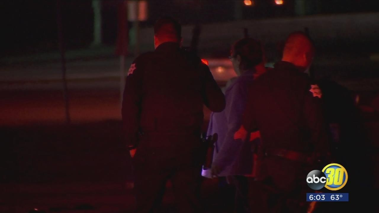 Man hospitalized after being shot at birthday party in Central Fresno