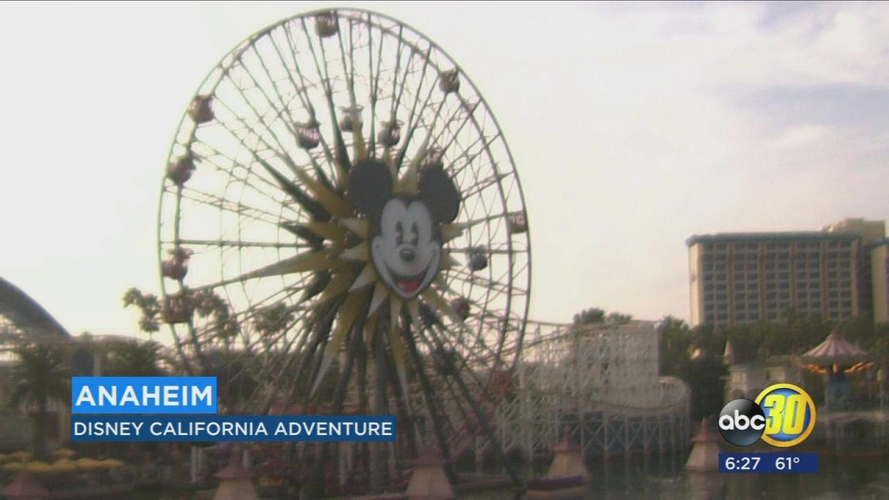 Last day for a popular ride at Disney California Adventure
