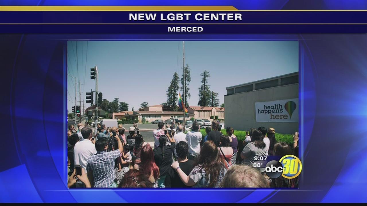 LGBT center now open in Merced