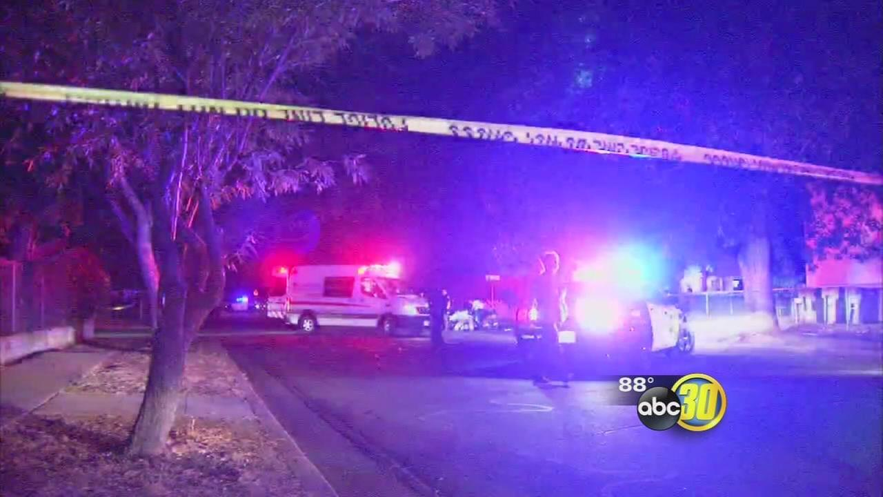 Man shot multiple times in Central Fresno
