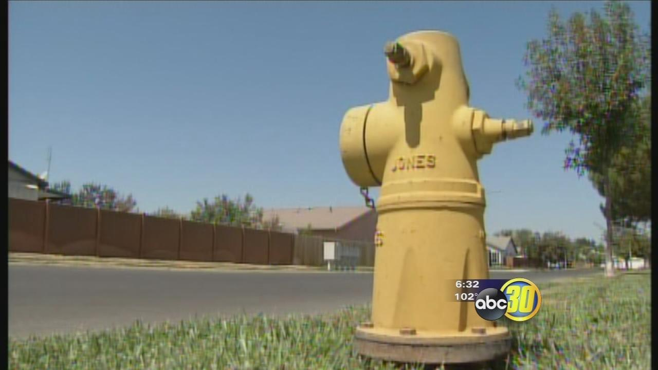 Water thieves hit fire hydrants in Lemoore