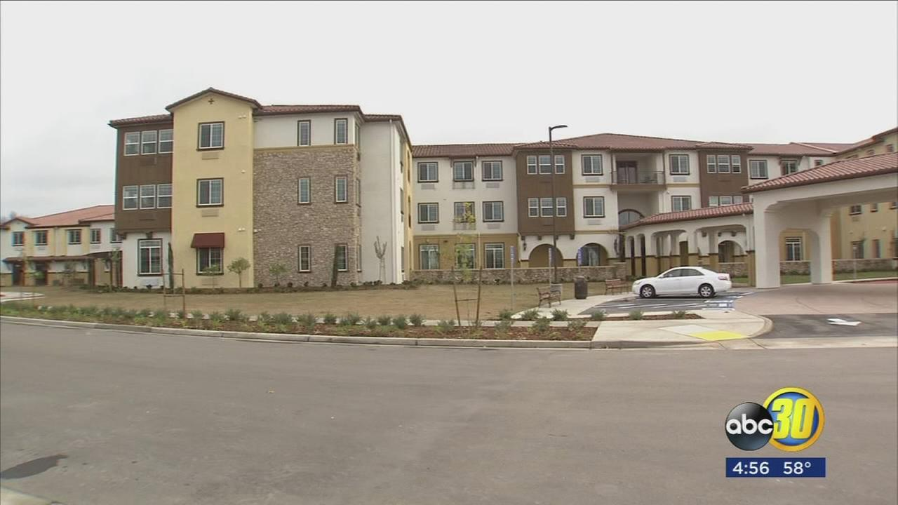 Expansion at the California Armenian Home in Fresno has seniors living in style