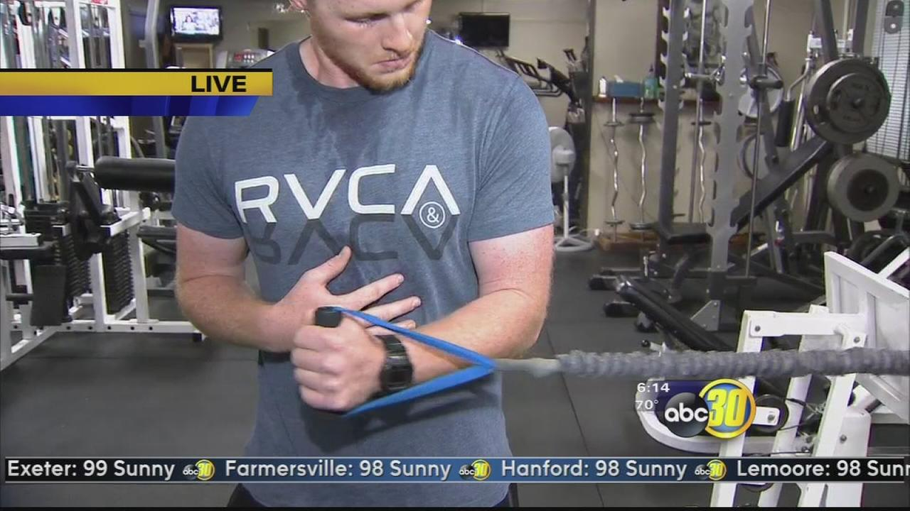 Exercises to do after an injury