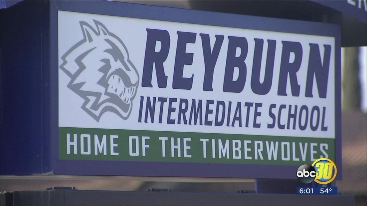 Clovis East, Reyburn Intermediate closed Friday after mercury exposure