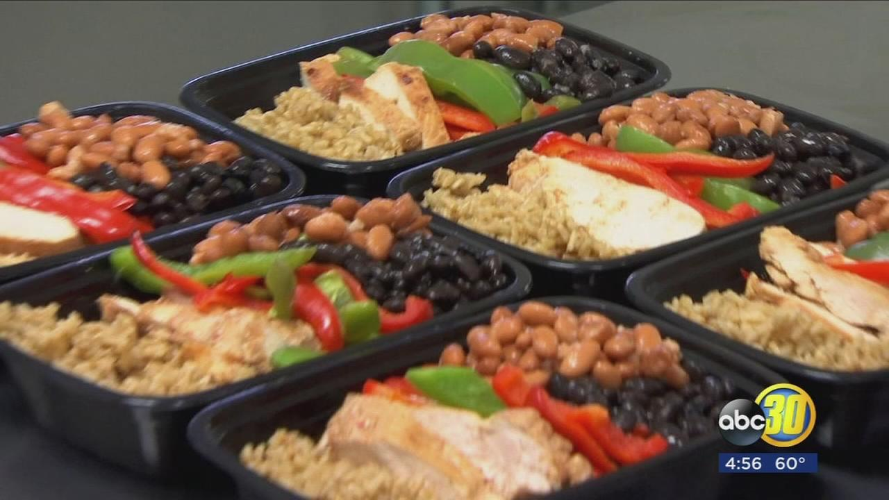 Visalia meal prep company making dinnertime easy and nutritious