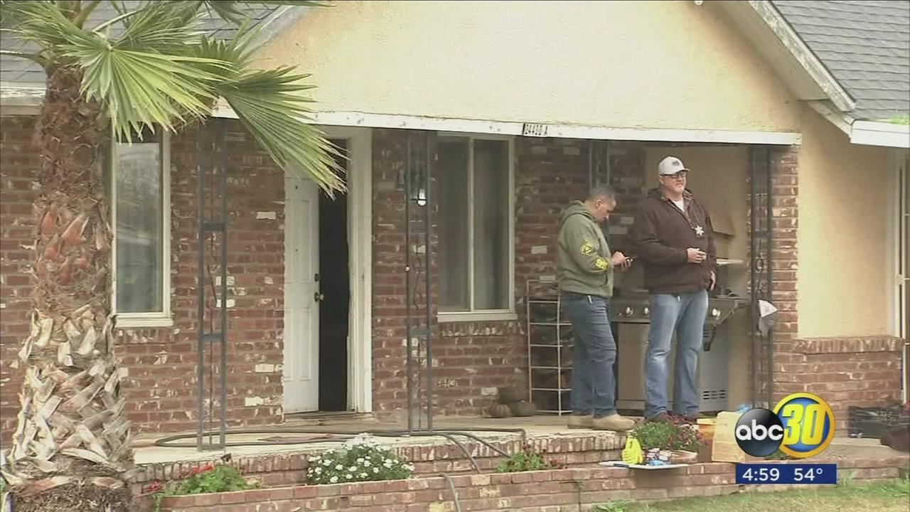 Officials say man and woman found dead in Madera County home victims of homicide