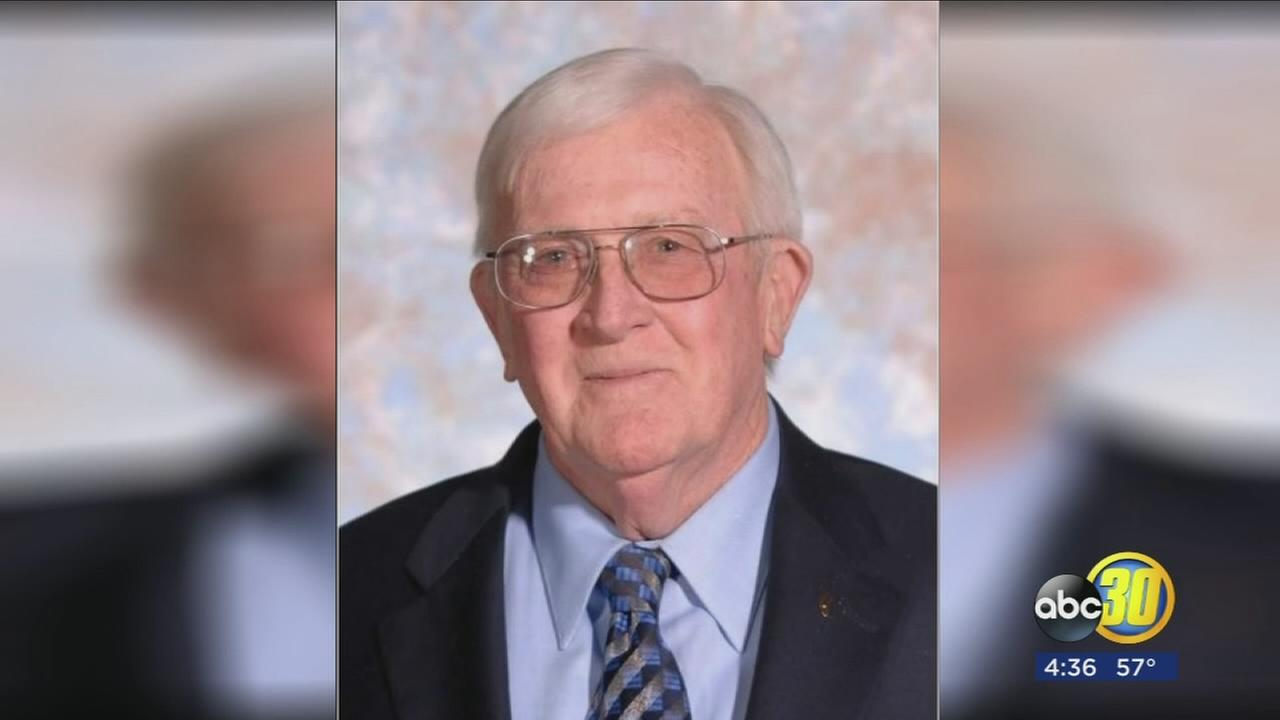 Longtime Clovis Councilmember Harry Armstrong has died