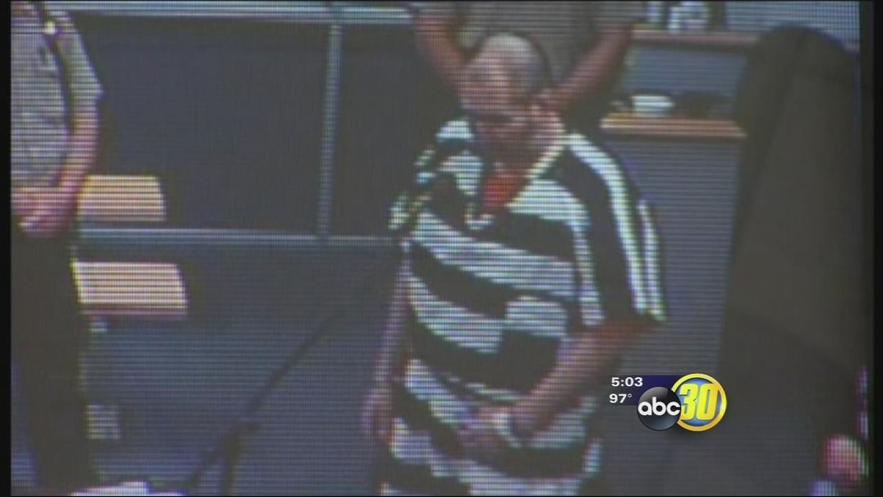 Alleged contract killer answers to murder charges in Tulare County